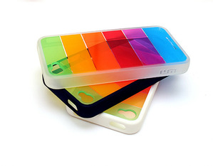 [iPhone4/4S] LIMS Rainbow Classic Edition