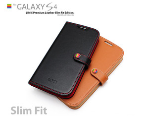 [GalaxyS4]LIMS Premium Leather SlimFit Edition