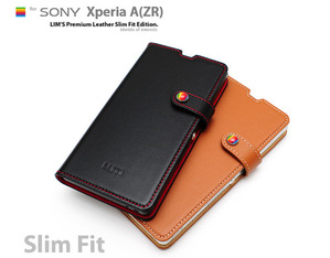 [XperiaA]LIMS Premium Leather SlimFit Edition