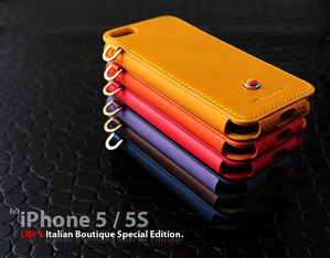 [iPhone5/5S] LIMS Italian Boutique Special Edition